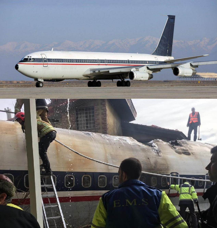 7 نکته درباره سانحه 707 : از قرقیزی بودن دروغین تا دو فرودگاه در فاصله 3800 متری!