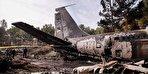 ماجرای سقوط هواپیمای ارتش در حوالی کرج (فیلم)