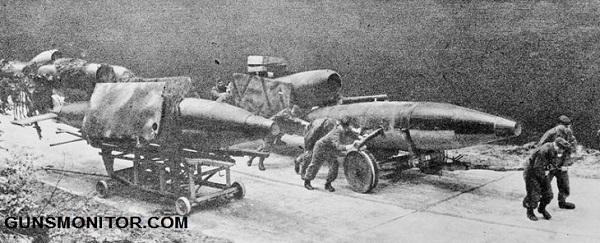 ارتباط مرموز هیتلر و اولین پهپاد تهاجمی!(+تصاویر)
