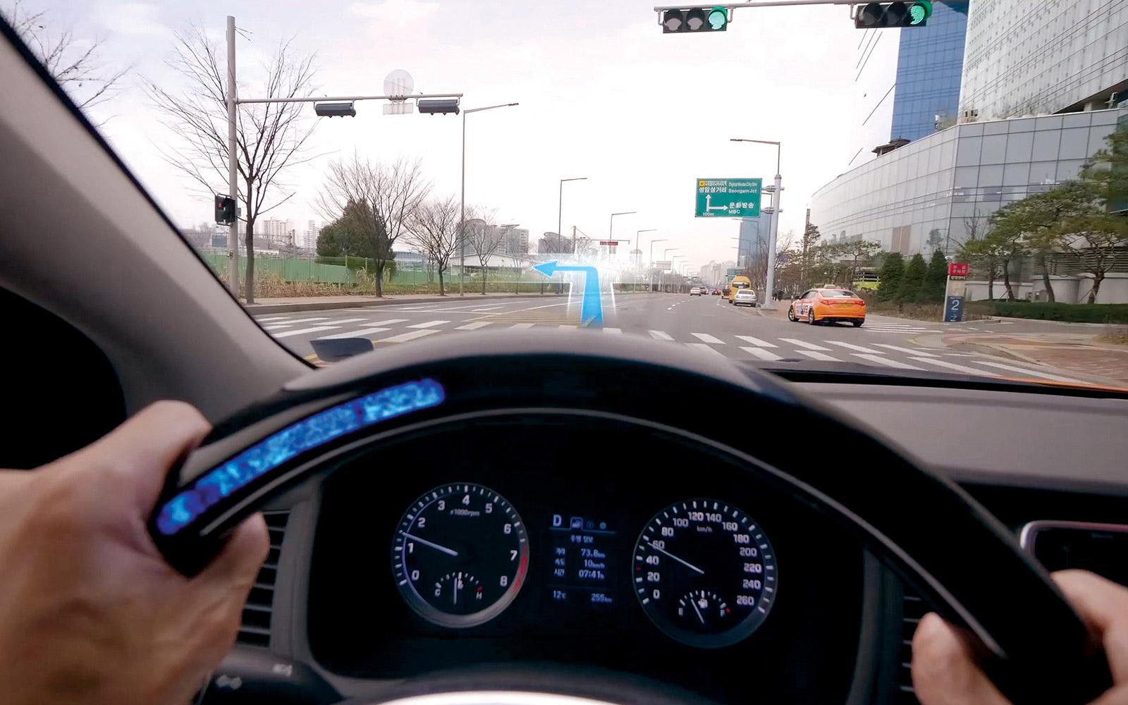 فناوری کمکی هیوندایی برای رانندگانی بااختلالات شنوایی