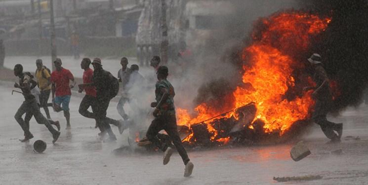 200 کشته در ناآرامیهای زیمباوه