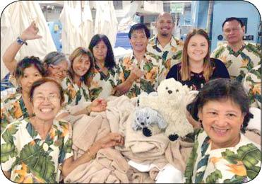تعطیلات لوکس خرس عروسکی گمشده در هاوایی