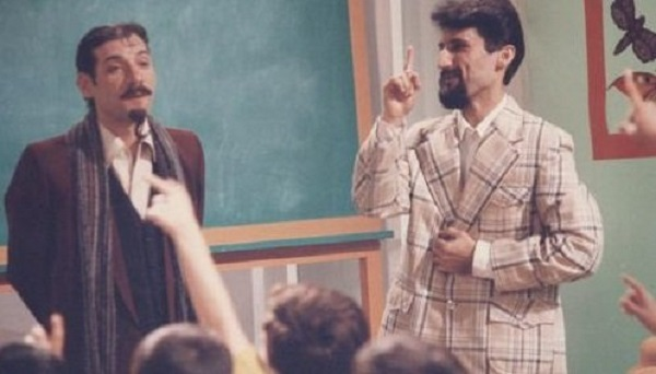 خاطره «مبصر ۴ ساله» سریال «ق مثل قلقلک» از مرحوم محب اهری