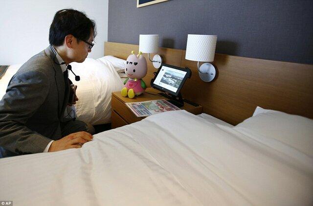 اخراج 243 ربات از یک هتل در چین به دلیل شکایت مشتریان