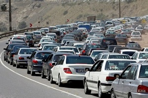 اعلام محدودیت های ترافیکی جاده های برون شهری در پایان هفته