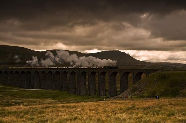 چند مسیر رویایی برای سفر با قطار