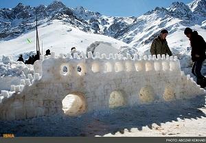 برف و بوران تا ساعاتی دیگر در استان لرستان