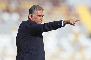 مورینیو : کیروش یکی از بهترین مربیان تاریخ فوتبال پرتغال است