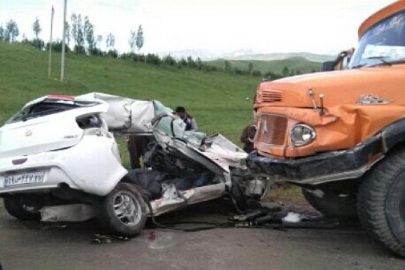 فرمانده پلیس راه کشور: روزانه 40 تا 50 نفر در تصادفات رانندگی کشور کشته می شوند