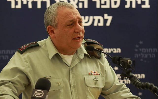 ادعای فرمانده ارتش اسراییل: ایران میخواهد 100 هزار نیرو در سوریه مستقر کند