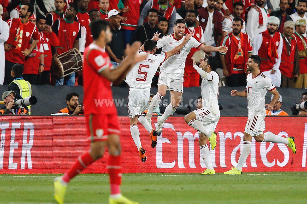 10 نکته از برد شیرین ایران در برابر عمان/ «ناز نفست» آقای بیرانوند!