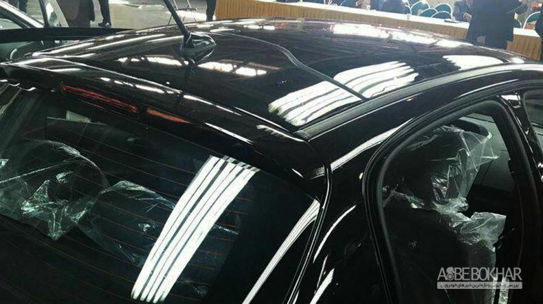 اطلاعات بیشتر از امکانات جدید پژو 207 های آینده در ایران خودرو/  امکان اضافه شدن برخی از آپش ها مانند سقف شیشه ایی (+عکس)
