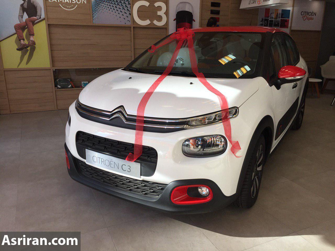 تحویل اولین سری از خودروهای سیتروئن c۳ توسط سایپا / معاون فروش سایپا-سیتروئن: تمامی تعهدات تا پایان سال تحویل خریداران می شود (+عکس)