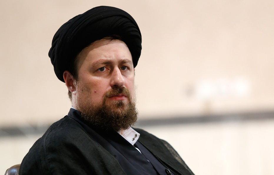 سید حسن خمینی: هیچ تضمینی وجود ندارد که ما بمانیم/ به هر قیمتی باید مردم احساس رضایت کنند