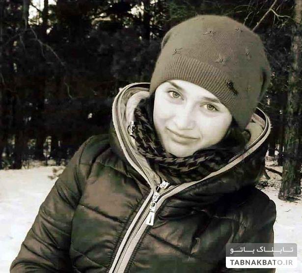 یخ زدن و مرگ دختر اوکراینی به خاطر یک دلار (+عکس)