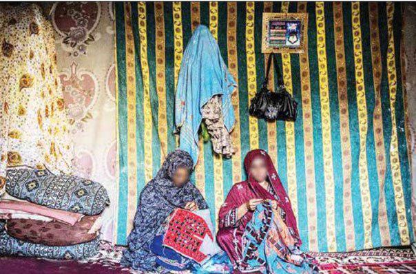 قوچ حصار، سیستان و بلوچستان کوچک در ورامین/ زنان بلوچ مهاجر در «قوچحصار» بدون همسر، بدون شناسنامه، بدون یارانه