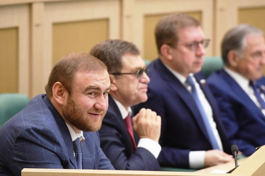 بازداشت سناتور روسیه به جرم قتل