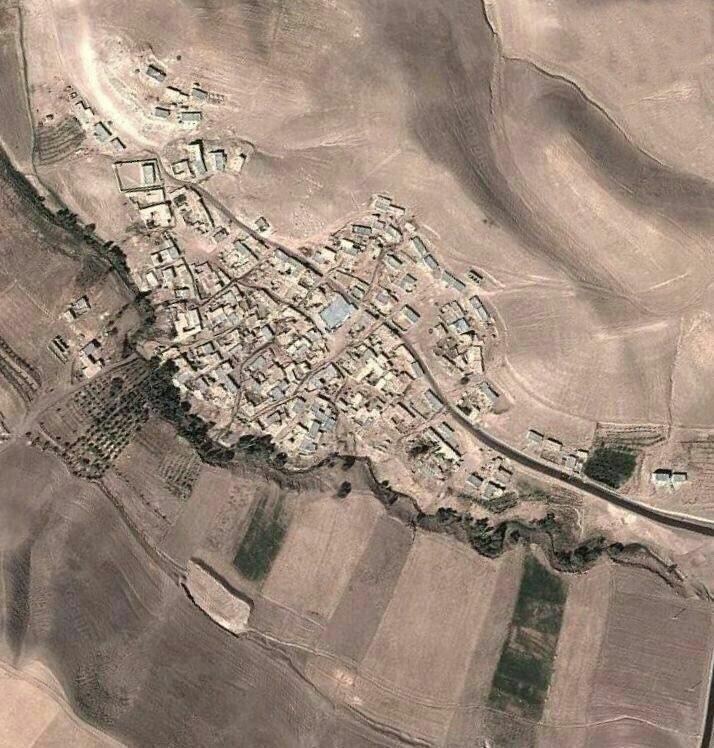 روستایی که یک ایران کوچک است (عکس)