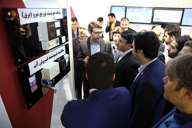 با حمایت وحضور بانک انصار هشتمین همایش بانکداری الکترونیک و نظام های پرداخت برگزارشد