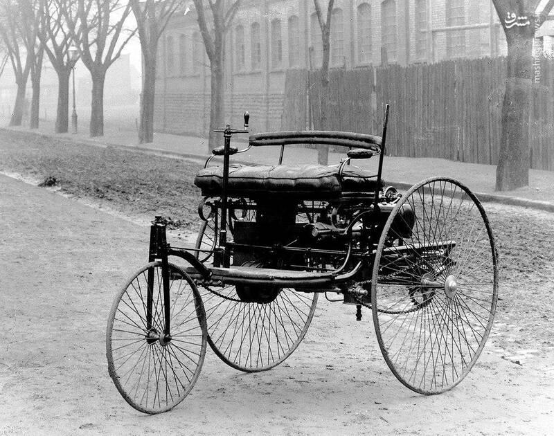 اولین ماشینی که