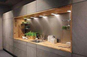 دکوراسیون آشپزخانه های مدرن (عکس)