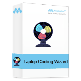 دانلود نرم افزار خنک کننده لپ تاپ Amazing Laptop Cooling Wizard