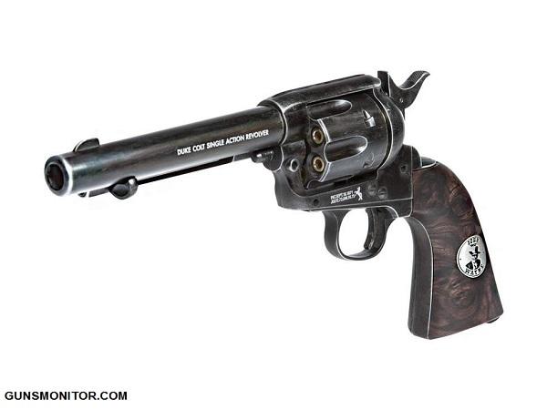 سلاح مورد علاقه گاوچران ها! (+تصاویر)