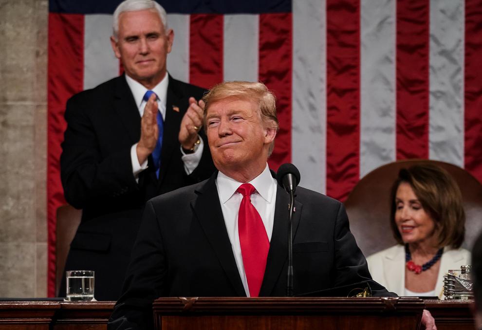 ارزیابی ادعاهای ضد ایرانی ترامپ در نطق سالانه کنگره: