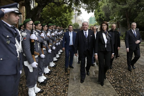 انتصاب اولین وزیر کشور زن در کشورهای عربی