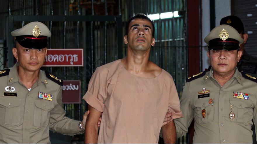 فوتبالیست بحرینی از زندان تایلند آزاد شد