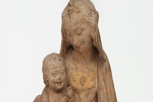تنها مجسمه موجود از لئوناردو داوینچی (+عکس)