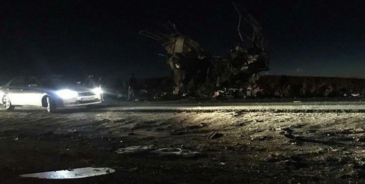 ایرنا: انفجار انتحاری در سیستان و بلوچستان/ 20 نفر شهید شدند