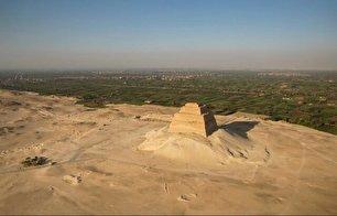 کشف اسکلت دختر 13 ساله در کنار هرم مصر (+عکس)