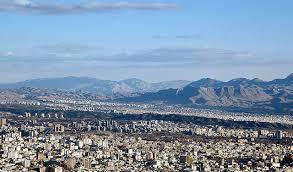 رانش کوه در شهرکرد / یک بلوک ساختمانی در معرض خطر