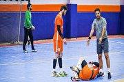 چاقوکشی در لیگ برتر هندبال (فیلم)