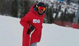 زن اسکی باز ایرانی خطای خود را به داوران اعلام کرد