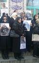 بستن حسینیه ارشاد در مقابل پیکر همسر دکتر شریعتی/ تشییع در خیابان شریعتی (+عکس)