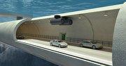 بزرگترین تونل زیر آب جهان ساخته میشود (فیلم)