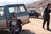 کوچکترین آفرودکار جهان در قزوین (فیلم)