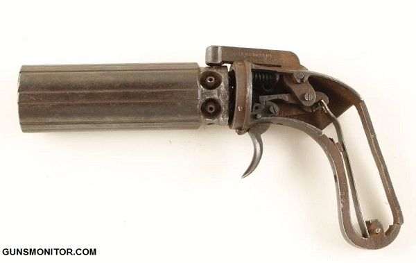 اسلحه ای جذاب از دوره تب طلا! (+تصاویر)
