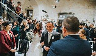 جشن ازدواج در کتابخانه، سبکی جدید در ایتالیا (+عکس)