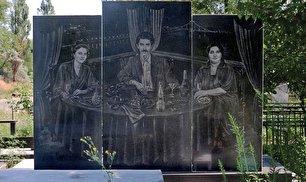 قبرستان گانگسترها در روسیه (+عکس)