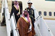اسکورت ویژه هواپیما حامل بن سلمان (فیلم)
