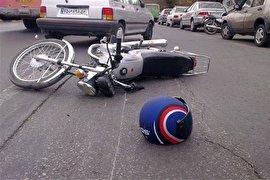 87 درصد علت فوت رانندگان موتورسیکلت در اثر ضربه به سر