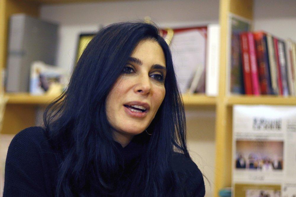 اولین هنرمند زن عرب که نامزد اسکار شد (+عکس)