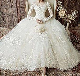 راهنمای انتخاب لباس عروس مناسب اندامتان