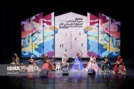 اختتامیه سی و چهارمین جشنواره موسیقی فجر (عکس)