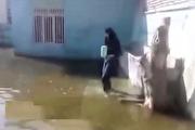اوضاع عجیب یک مدرسه پس از بارندگی (فیلم)