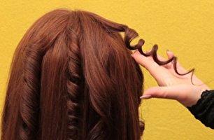فر کردن مو با روش های مختلف خانگی