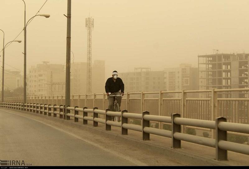 گردوخاک در انتظار خوزستان